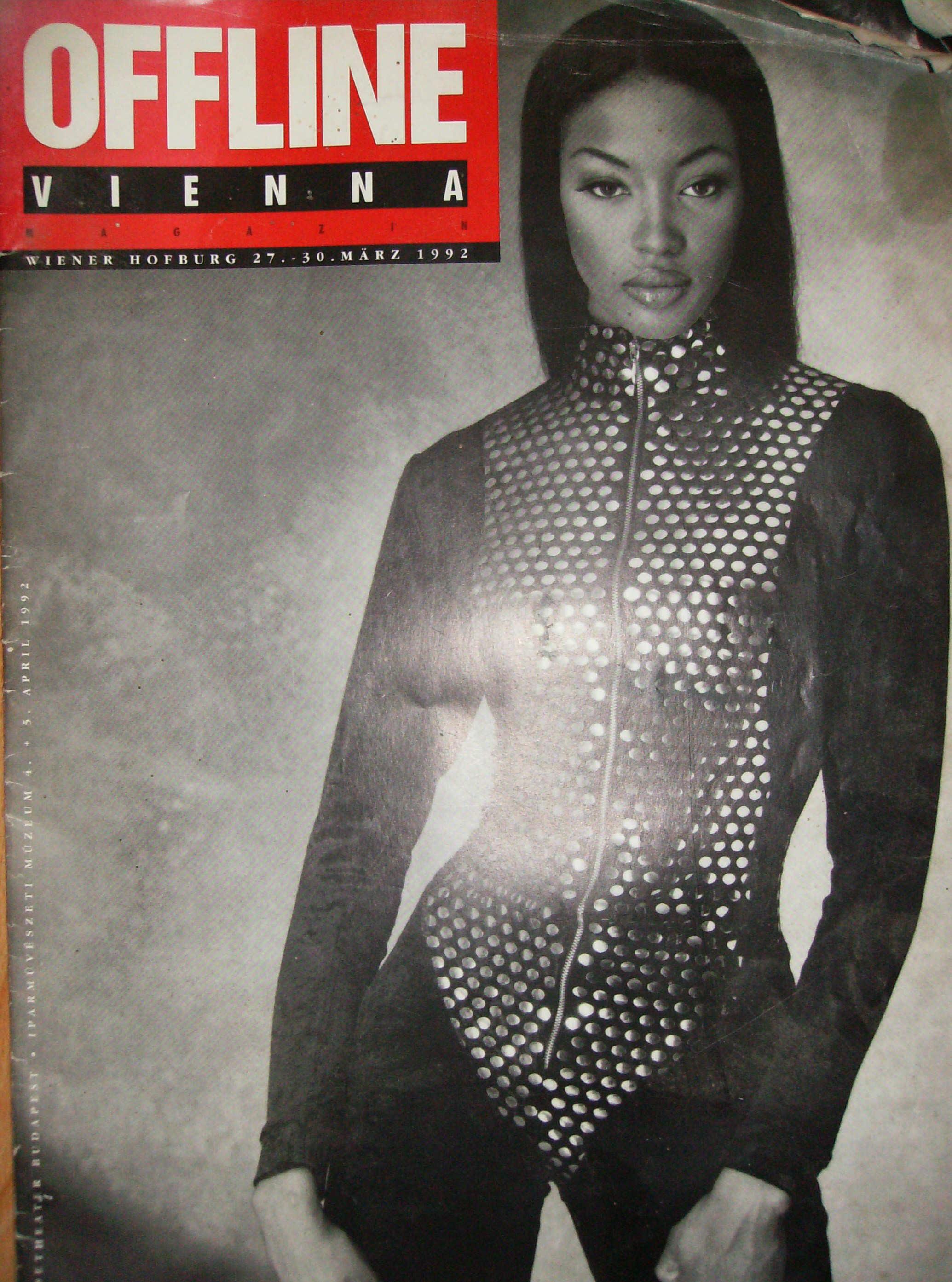 OFFLINE Vienna 1992 - retro, ujdonsagok -