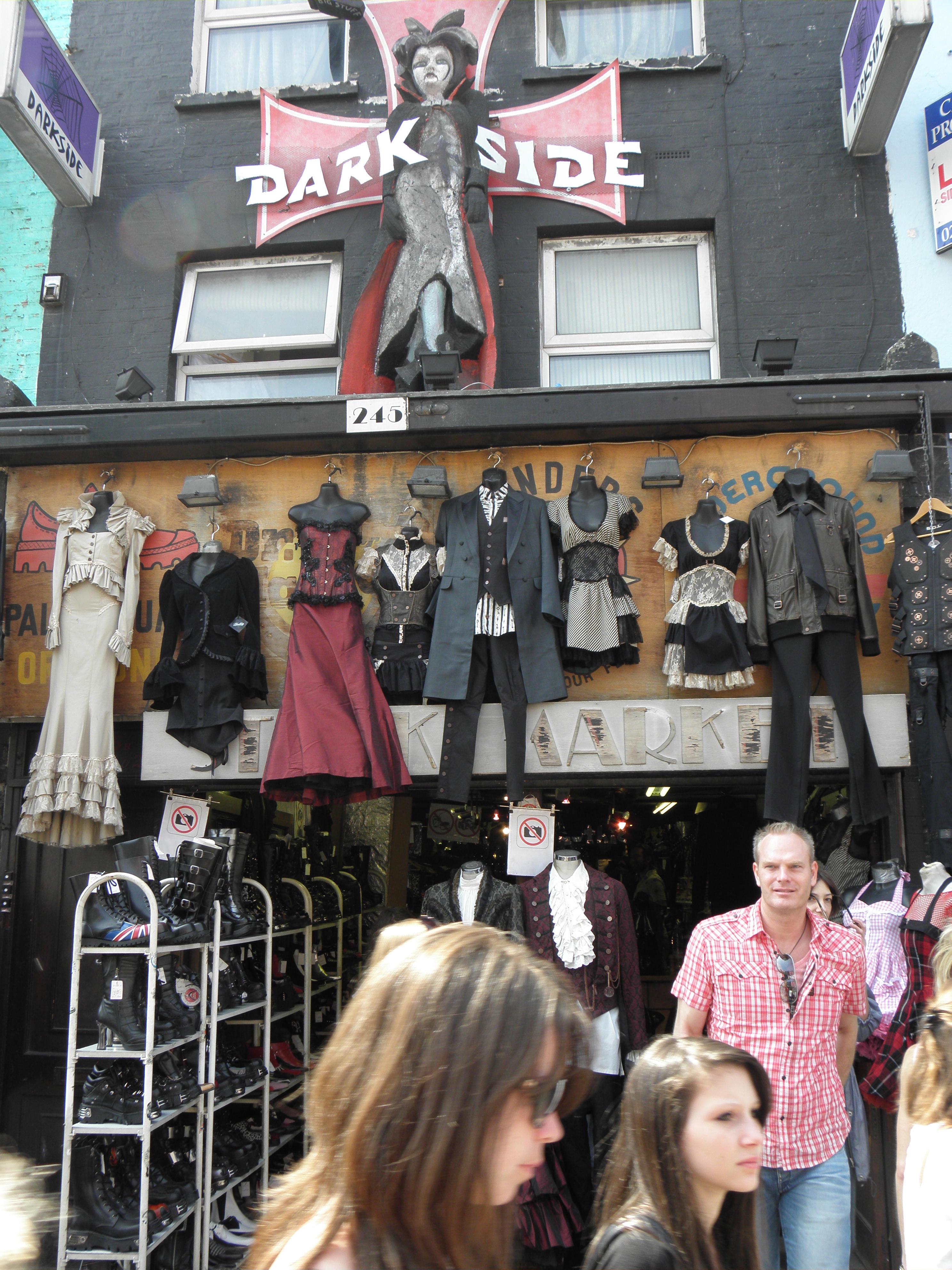 Hétvégi program: irány Camden Town! - legjobb-helyek, ajanlo -