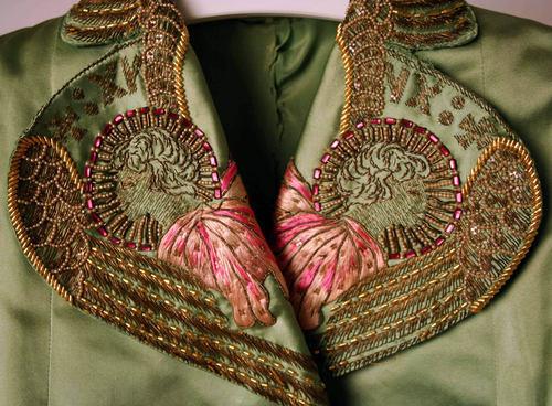 Lesage, a díszítés és hímzés nagymestere - divat-tortenetek, ujdonsagok -
