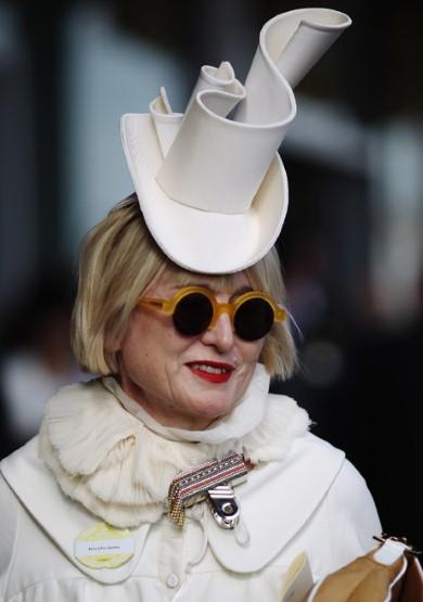 Az ascot-i derby legizgalmasabb kalapjai - ujdonsagok -
