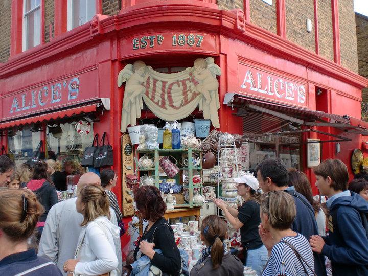 Portobello Market- a világ leghíresebb piaca - legjobb-helyek, ajanlo -