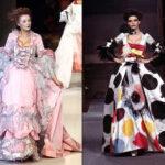 Visszatér a XVIII. századi divat