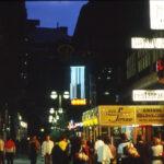 Váci utca és környéke- régen és ma