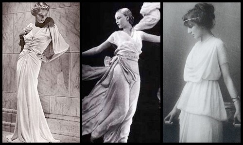 Madonna pillangós ruhája és Madeleine Vionnet - ujdonsagok -