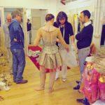 Christian Lacroix balett jelmezeket tervezett