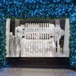 Interaktív karácsonyi kirakatok a Selfridgesben