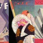 Vogue címlapok a húszas évekből
