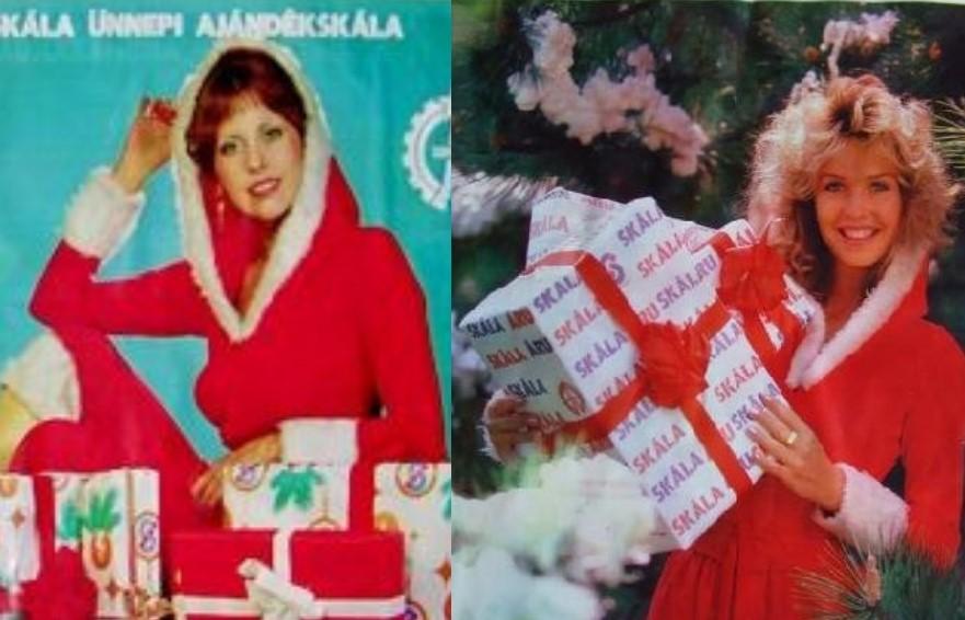 Retro karácsony - retro, kirakat-2, ujdonsagok -