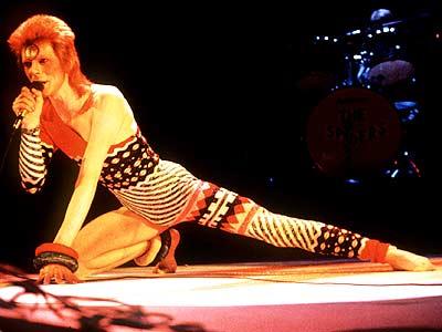 Ziggy Stardust forever - retro, ujdonsagok -