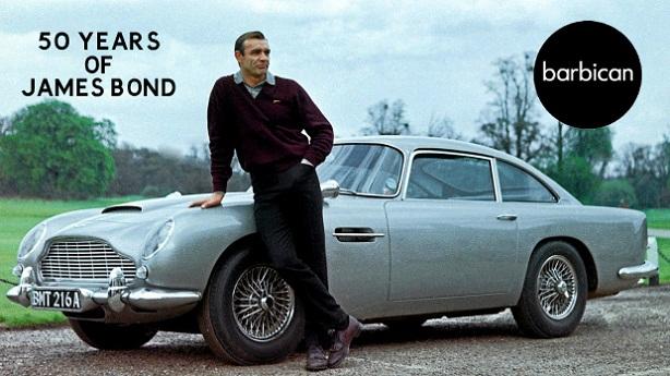 James Bond, a félévszázados design példakép - kiallitas, jelmez -