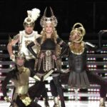 Madonna, a revükirálynő