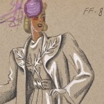 Digitális gyűjtemény divatrajz mániásoknak és tervezőknek