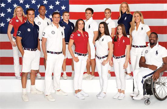 2012 London - Olimpiai egyenruhák - minden-mas, ujdonsagok -