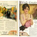 A dezodor története