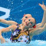 Divatos szinkronúszók a londoni olimpián