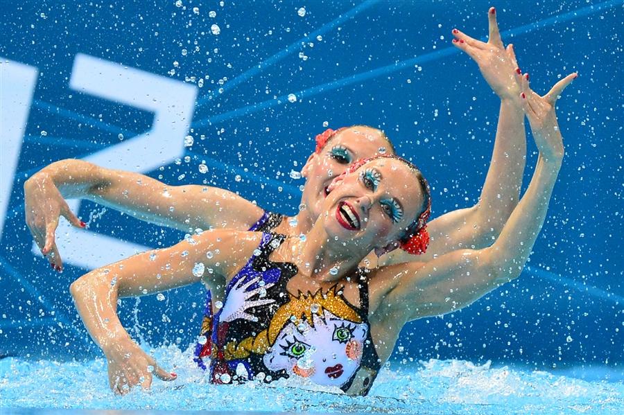 Divatos szinkronúszók a londoni olimpián - minden-mas, ujdonsagok -