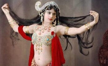 Mata Hari a titokzatos táncosnő - jelmezeksztarok, ikonok-es-divak, ujdonsagok -