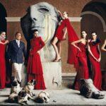 Valentino kiállítás nyílik Londonban