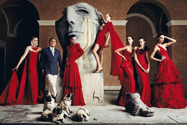 Valentino kiállítás nyílik Londonban - minden-mas, kiallitas, ujdonsagok -