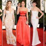 A Golden Globe díjátadó legszebb és legmegosztóbb ruhái