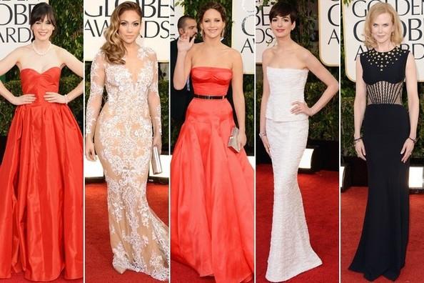 A Golden Globe díjátadó legszebb és legmegosztóbb ruhái - jelmezeksztarok, sztar-hirek -
