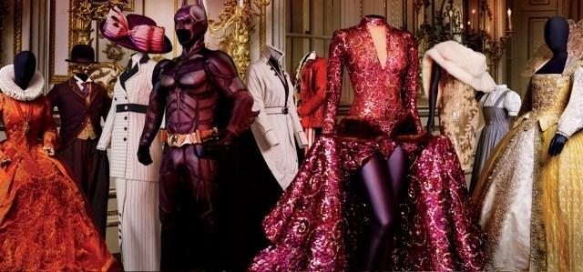 Hollywoodi jelmezek a londoni V&A múzeumban - kiallitas, jelmez -