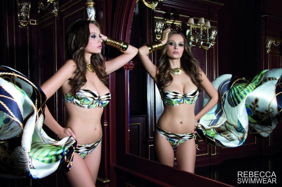 Rebecca Swimwear 2013 fashion video és werkfilm - minden-mas, ujdonsagok -