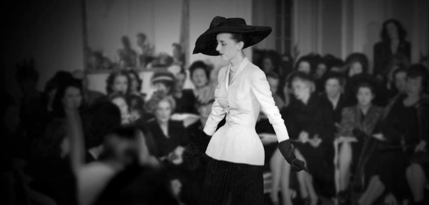 66 éve forradalmasította a divatot Christian Dior - minden-mas, divat-tortenetek -