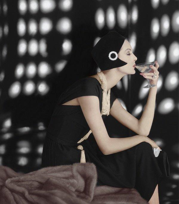 Elfeledett fotográfus: Karen Radkai - minden-mas, divat-tortenetek -