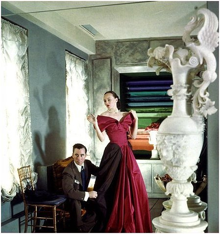 Charles James - minden idők legnagyobb amerikai haute couture tervezője - minden-mas, divat-tortenetek -