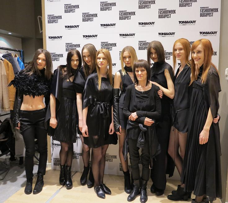 Letisztult rafináltság - ANDA AW13 - minden-mas, fashion-week, ujdonsagok, budapest-fashion-week -