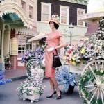 Disneyland editorial a hatvanas évekből
