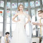 Esküvői ruhák Barcelonából – YolanCris 2013