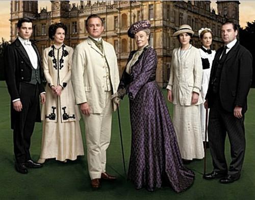 Divatkollekció készül a Downton Abbey sorozat alapján - minden-mas, jelmez -