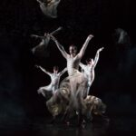 Riccardo Tisci balett jelmezeket tervezett