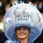 Az ascot-i derby legjobb kalapjai