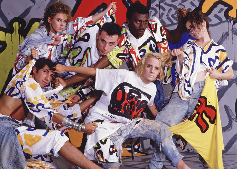 Nyolcvanas évek klub divatja a londoni V&A-ben - minden-mas, kiallitas, artdesign -