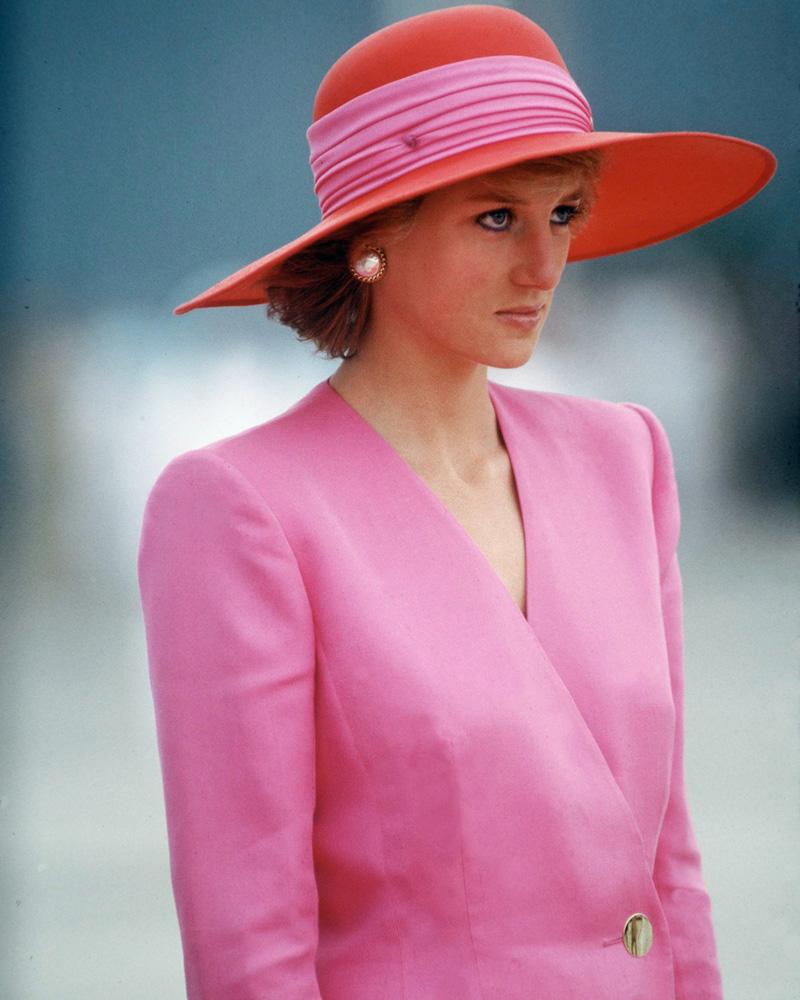 Lady Diana a divatikon - minden-mas, ikonok-es-divak -