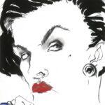 Tony Viramontes a New wawe illusztrátora