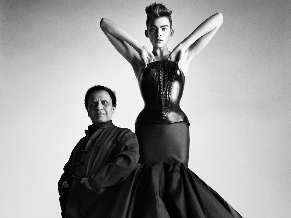 Azzedine Alaïa-ra emlékezünk - minden-mas, divat-tortenetek -