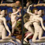 Klasszikus szépségek találkozása a photoshoppal – így néznének ki a címlapon, a festmények Vénuszai