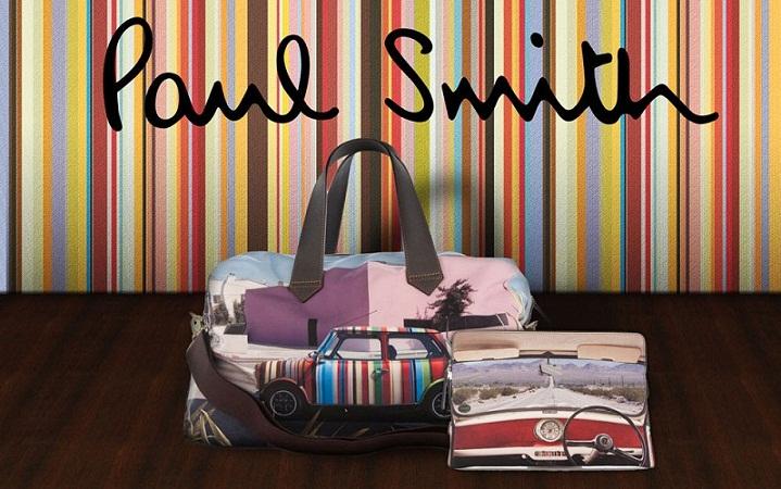 Hello, my name is Paul Smith - életmű kiállítás Londonban - kiallitas, artdesign -