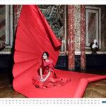 A lengyel nagykövet divat-naptárat adott ki Párizsban