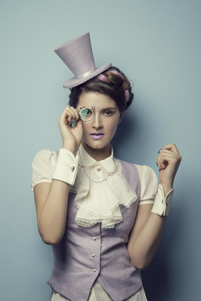 Sara Miau - egy macskarajongó divatőrült Mexikóból - minden-mas, ekszer -