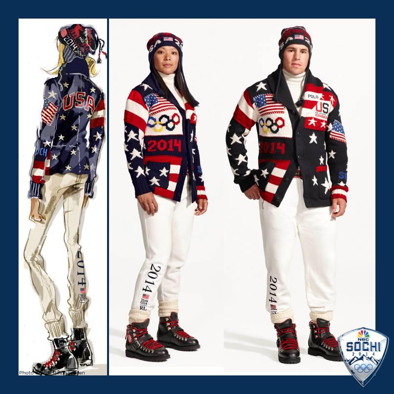 Ilyenek lesznek a téli olimpiai formaruhák - sztar-hirek, minden-mas -