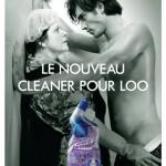 Vécéillatosítóval figurázzák ki a parfümreklámokat
