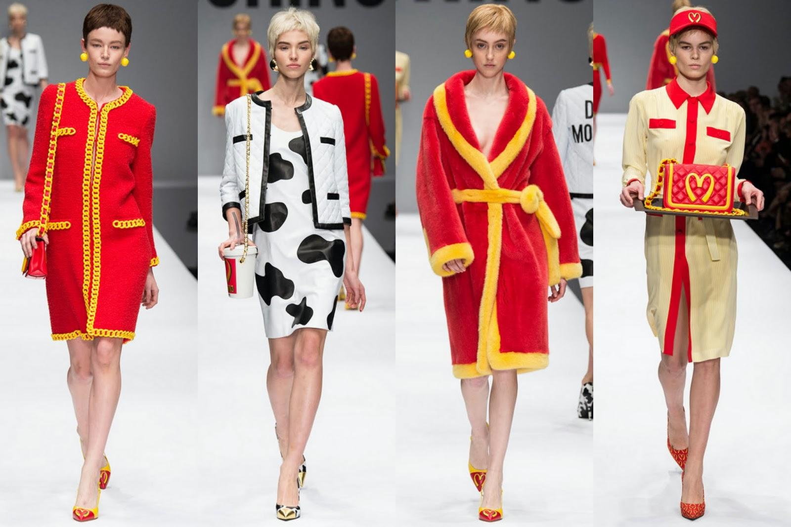 Moschino megmutatja milyen is az igazi fast-fashion - trendek-2, oszi-es-teli-divat, minden-mas, ujdonsagok -