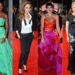 BAFTA 2014 legjobb ruhái a vörös szőnyegen