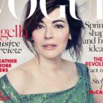 Vogue címlaplány lett az 54 éves Nigella Lawson