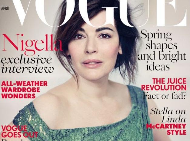 Vogue címlaplány lett az 54 éves Nigella Lawson - jelmezeksztarok, sztar-hirek, minden-mas -